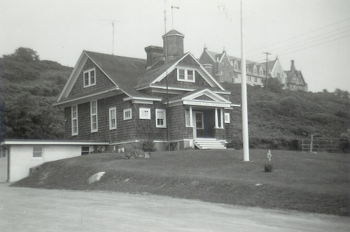 The First Firehouse